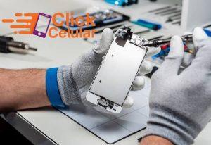 Click Celular Brasília - Manutenção Telas e Display Iphone samsung